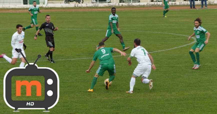ΠΑΟ Βάρδας – Παναργειακός 7-0 (βίντεο+φωτό)